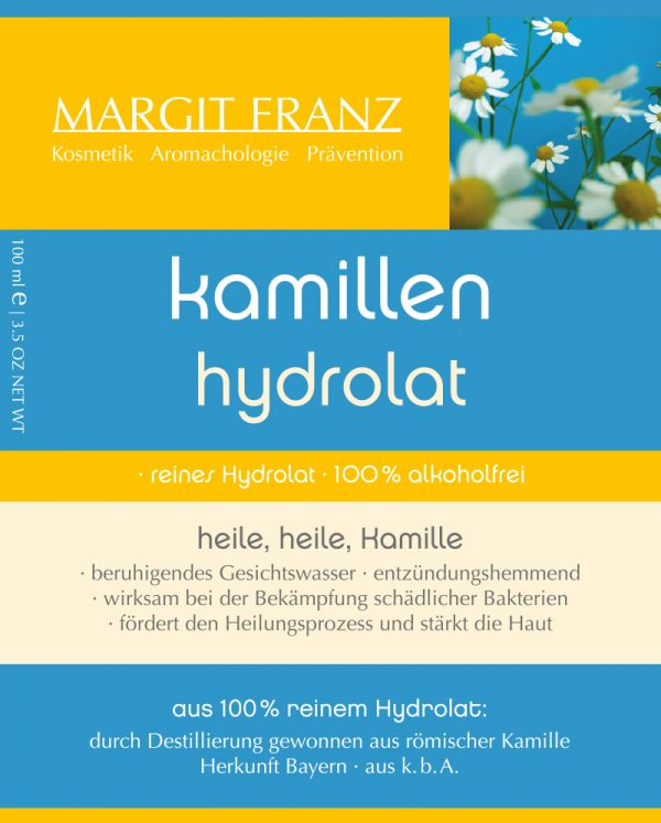 kamillen hydrolat