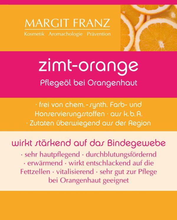 zimt orange